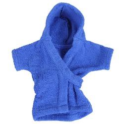 Pretty Pet халат банный махровый для собак, цвет синий