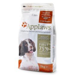Applaws беззерновой корм для взрослых собак малых и средних пород курица/овощи
