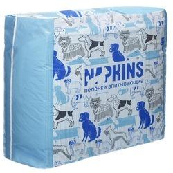 Napkins Гелевые впитывающие пеленки для собак