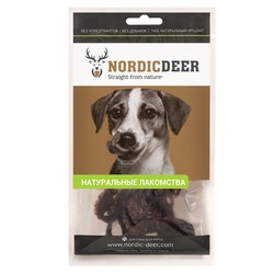 Nordic Deer Сердце баранье 40гр