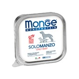 Monge Dog Monoproteino Solo паштет из говядины 150 г