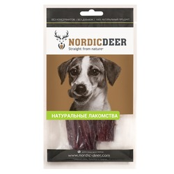 Nordic Deer Пищевод говяжий 15 см 40 гр