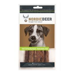 Nordic Deer Вымя говяжье 15 см 40 гр