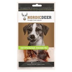 Nordic Deer Бычий корень мясные хрустики 40гр