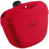 Hunter силиконовая сумочка для лакомств List, с магнитным замком, цвет красный