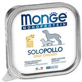 Monge Dog Monoproteico Solo паштет из курицы 150 г