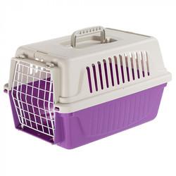 Ferplast переноска ATLAS 5 TRASPORTINO для кошек и мелких собак, 41,5х28х24,5 см