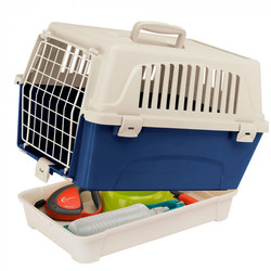 Ferplast переноска ATLAS 10 ORGANIZER для кошек и мелких собак, 47,6х33,2х33,6 см