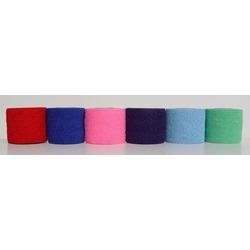 "Andover PetFlex бандаж 2,5 см х 4,5 м цвета ""микс"" 2 шт"
