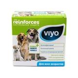 VIYO Reinforces All Ages DOG пребиотический напиток для собак всех возрастов 7х30 мл