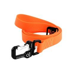 Collar EVOLUTOR самый прочный поводок для собак КОЛЛАР ЭВОЛЮТОР, цвет оранжевый