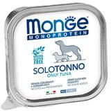Monge Dog Monoproteino Solo паштет из тунца 150 г