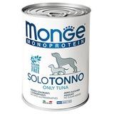 Monge Dog Monoproteino Solo паштет из тунца 400 г
