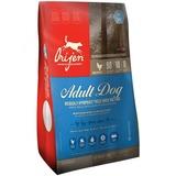 Orijen Adult Dog Freeze Dried Сублимированный корм для собак, 90/10