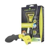 FURminator XS Фурминатор для собак карликовых пород с длинной шерстью