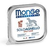 Monge Dog Monoproteico Solo паштет из ягненка 150 г