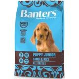 Banters Puppy Junior ягненок с рисом, сухой корм для щенков