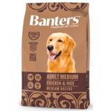 Banters Adult Medium курица с рисом сухой корм для собак средних пород