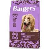 Banters Adult ягненок с рисом сухой корм для собак средних пород