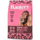 Banters Senior Light курица с рисом сухой корм для собак старше 7 лет и собак склонных к набору избыточного веса.
