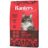 Banters Adult индейка с рисом сухой корм для для взрослых кошек от 12 месяцев и старше