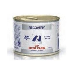 Royal Canin Recovery Диета для собак и кошек в восстановительный период после болезни, интенсивной терапии, 195 гр. х 12 шт.