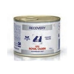 Royal Canin Recovery Диета для собак и кошек в восстановительный период после болезни, интенсивной терапии, 195 гр. х 12 шт.