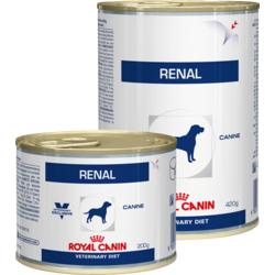 Royal Canin Renal для собак при хронической почечной недостаточности, 410 гр. х 12 шт.