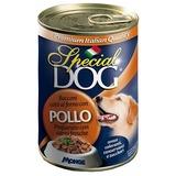 Special Dog консервы для собак кусочки курицы