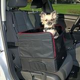 Trixie Автокресло для перевозки собак, 45*38*38 см