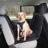 Trixie чехол-гамак на молнии для перевозки собак в автомобиле 145х160 см, + 2 чехла на подголовники