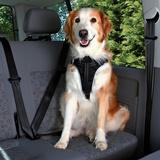 Trixie Шлейка с мягкой подкладкой для перевозки собак в автомобиле