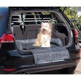 Trixie автомобильная подстилка в багажник для перевозки собак, 80х60 см