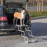 Trixie Лестница складная Petwalk, алюминий, для собак до 75 кг