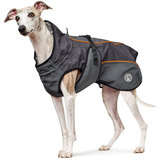 Hunter утепленная куртка для собак, с термозащитой Uppsala Thermo, цвет антрацит