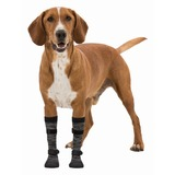 Trixie Защитные носки c резиновым покрытием Walker, 2 шт. в упаковке