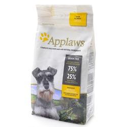 Applaws Senior, беззерновой корм для пожилых собак всех пород, курица/овощи