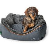 Hunter лежанка для собак Bergamo, цвет антрацит
