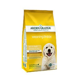Arden Grange для щенков, беременных и кормящих сук с курицей Weaning/Puppy