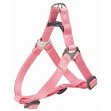Trixie шлейка быстросъемная Premium One Touch, цвет фламинго
