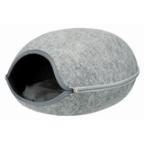 Trixie лежак-пещера Luna, фетр светло- серый