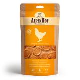 AlpenHof Медальоны из филе курицы для мелких собак и щенков, 50г