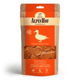 AlpenHof Медальоны из филе утки для мелких собак и щенков, 50г