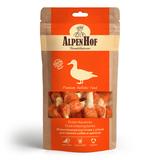 AlpenHof Жевательные косточки с уткой для мелких собак и щенков, 50г