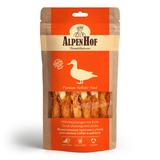 AlpenHof Жевательные палочки с уткой для мелких собак и щенков, 50г
