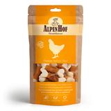 AlpenHof Кальциевые косточки с курицей для мелких собак и щенков, 50г
