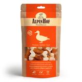 AlpenHof Кальциевые косточки с уткой для мелких собак и щенков, 50г