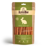 AlpenHof Колбаски баварские из кролика для собак, 50г