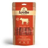 AlpenHof Нарезка из филе теленка для средних и крупных собак, 80г