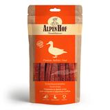 AlpenHof Нарезка из филе утки для средних и крупных собак, 80г